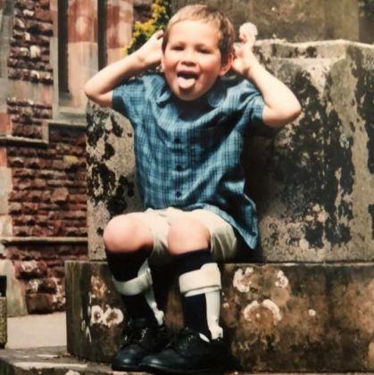 Ben Rowlings Childhood